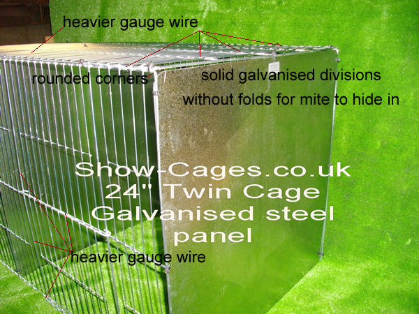 show cage detail