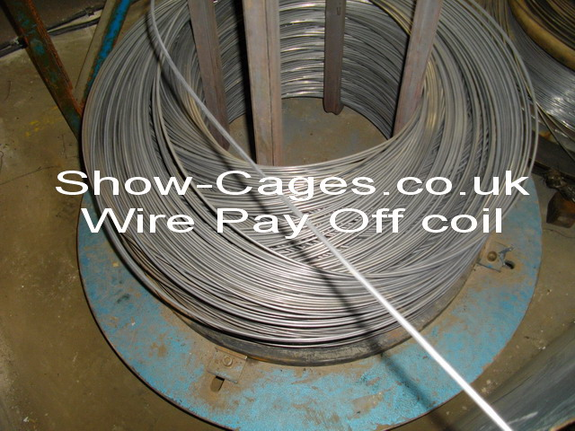 wire pay off