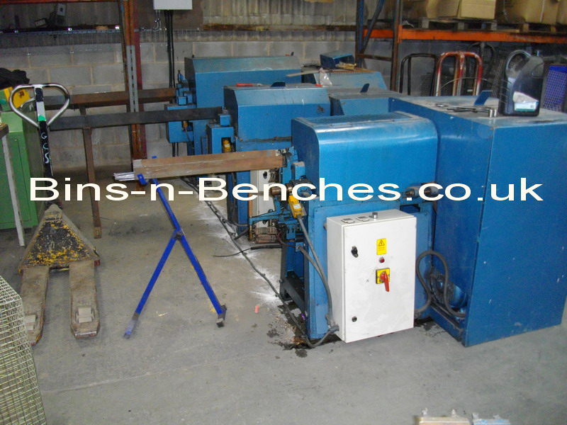 three-wire-straightening machines